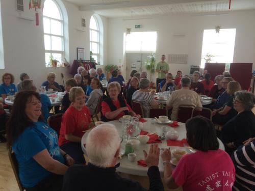Fun Day in Newport, Wales: April 25th, 2015