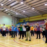 International Workshop in Ballina, Ireland
