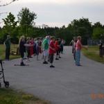 Final night of June Health Recovery Program