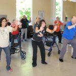 The Sheer Joy of Movement – Health Recovery Program at Orangeville, September, 2016