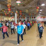 Weight Shifting – Enjoying the Edinburgh International Workshop