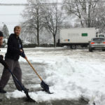 Snow Shoveling as Practical Taoist Training
