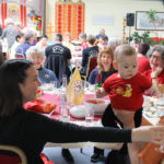 Chinese New Year Banquet in Colchester, United Kingdom