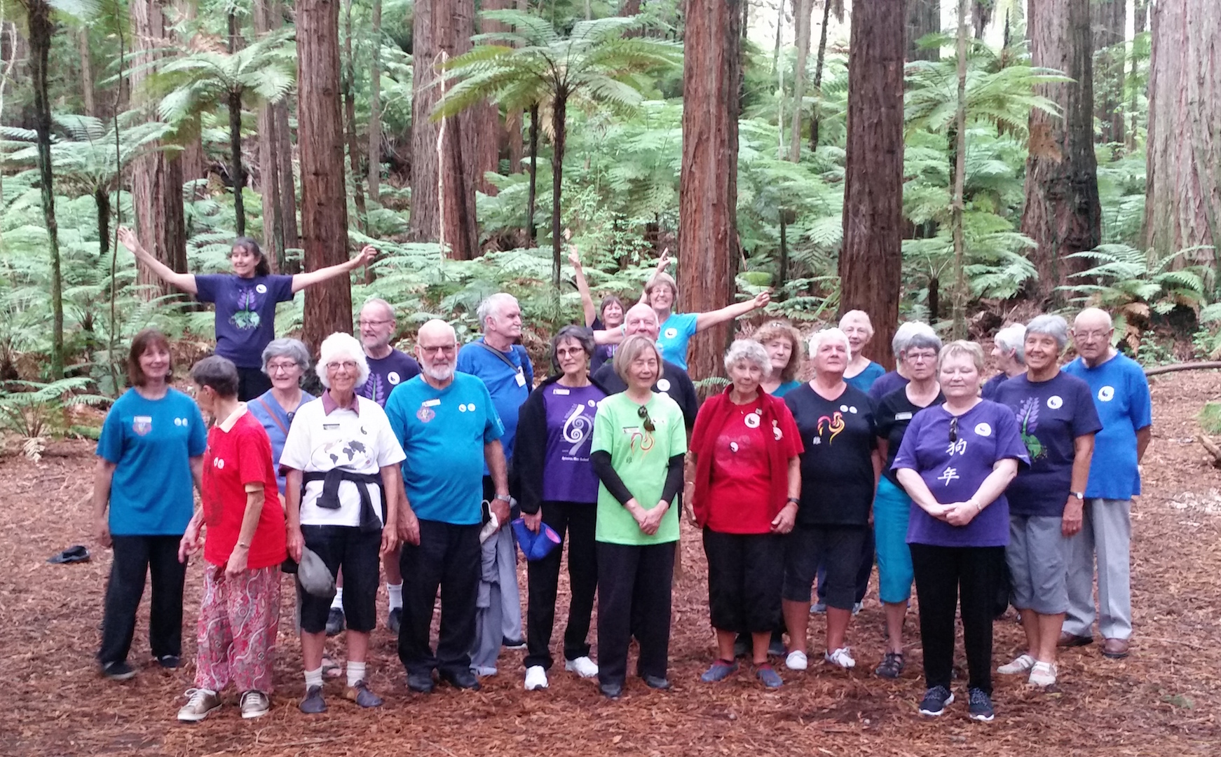 First two-day 'Forever Young' Seniors Workshop  in NZ