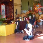 Taoist Chants in the Southern European Centre