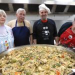 A Helping of Tai Chi and Paella in Madrid, Spain