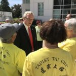 Mayor Proclaims Fung Loy Kok Taoist Tai Chi® Day
