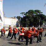 Taoist Tai Chi Awareness Day in Rome, Italy