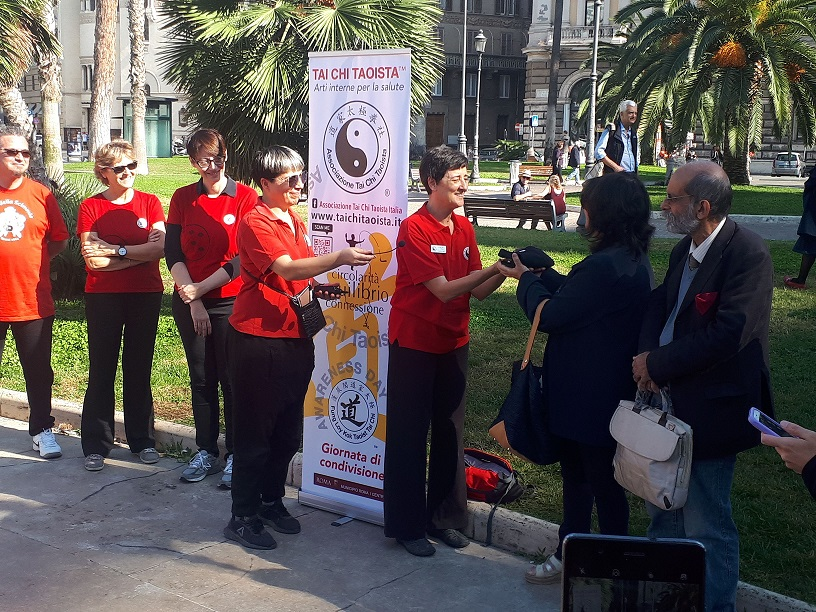 International Awareness Day – Rome, Italy