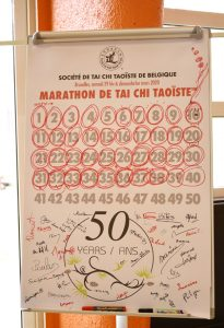 A 50 Set Marathon in Belgium to celebrate the 50th anniversary