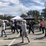 Texas Branch attends Wolf Ranch Farmers Market