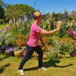 Samostatné cvičernie na Festivale kvetov v Toowoombe